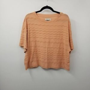 Texture & Thread Madewell Solid Textured T-Shirt